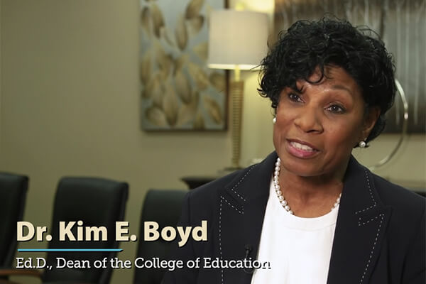 College of Education Video