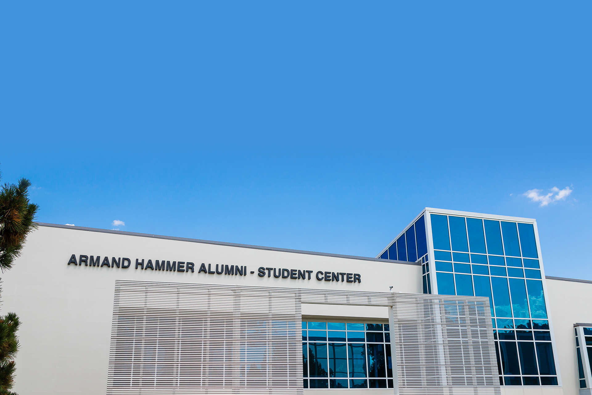 Armand Hammer Building