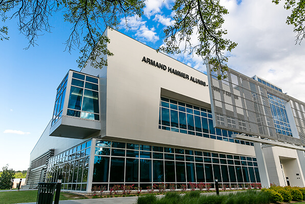 Armand Hammer Alumni - Student Center