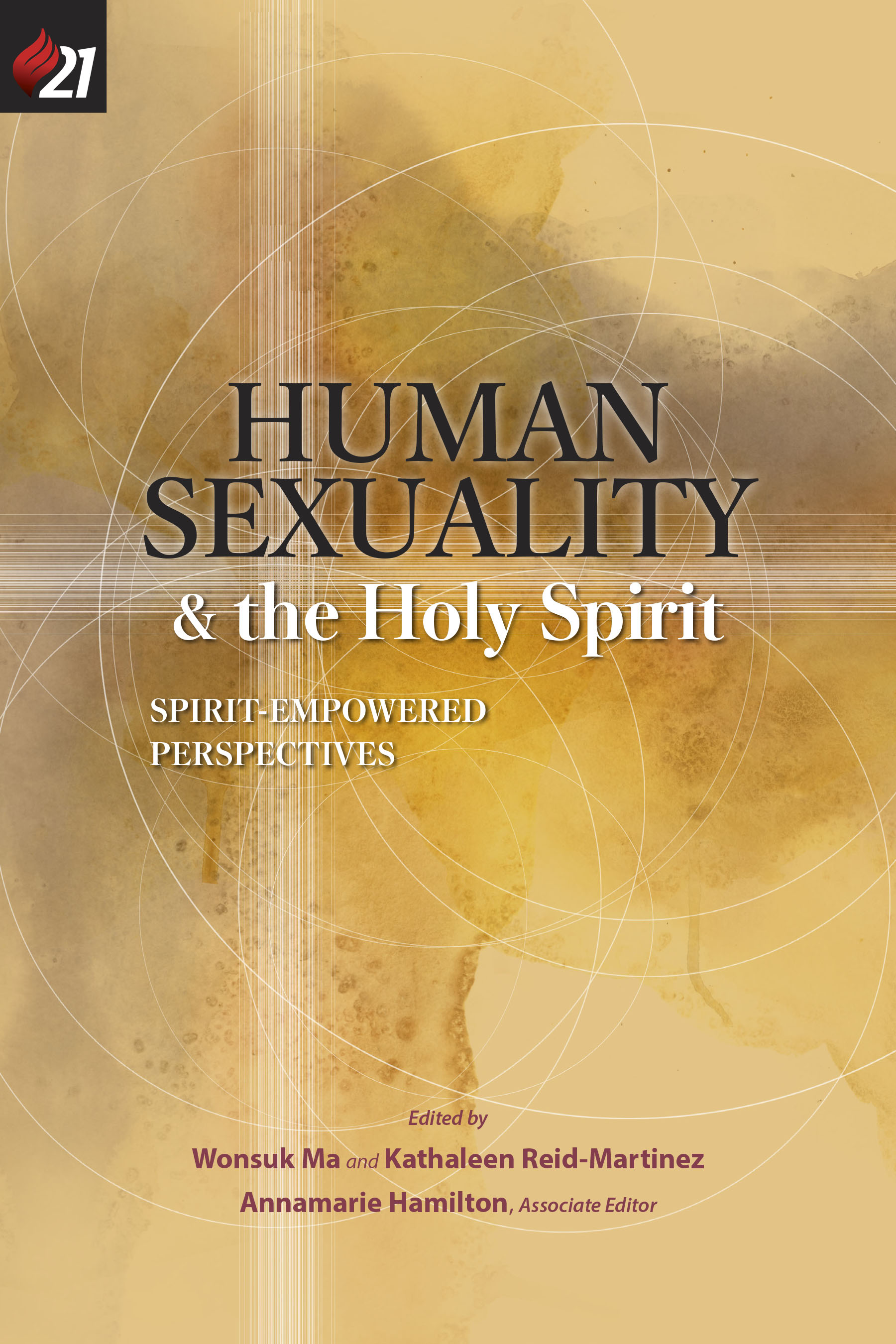 Human Sexuality and the Holy Spirit book jacket