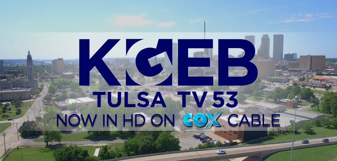 Watch KGEB Tulsa TV 53 in HD on Cox Cable