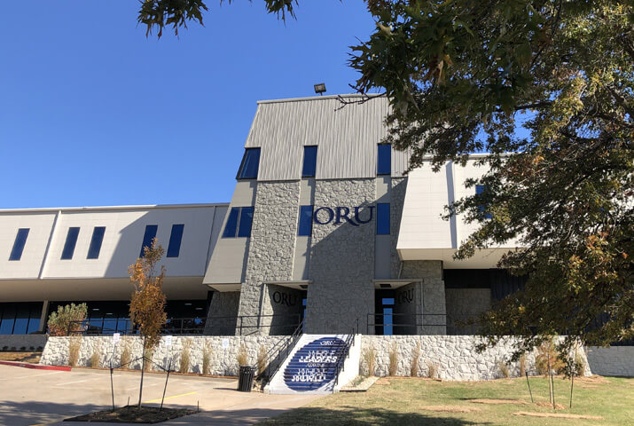 ORU's Nursing and Engineering Complex