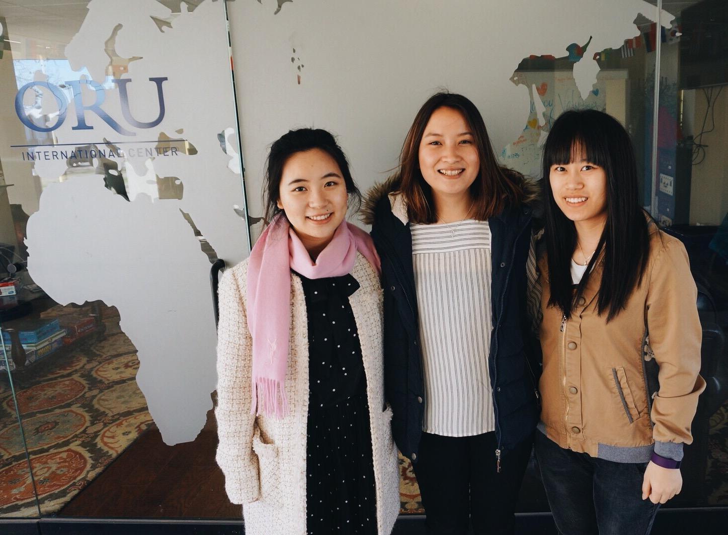 Cherry Chen, Vonny Kumala, Yiting Yao
