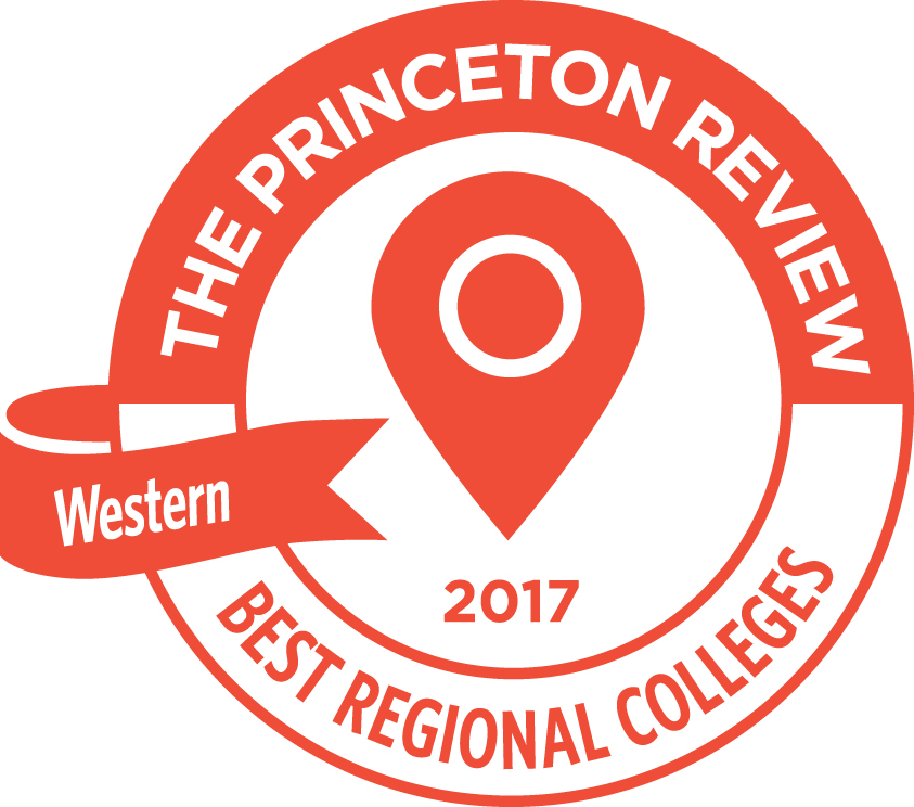 Princeton Review Best West Regional College