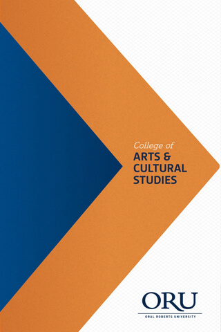 College of Arts and Cultural Studies Brochure