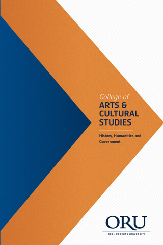 2015 College of Arts and Cultural Studies - History, Humanities and Government Brochure
