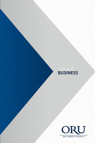 2015 College of Business Brochure