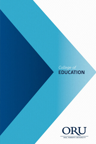 College of Education Brochure