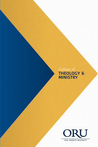2015 College of Theology and Ministry Brochure
