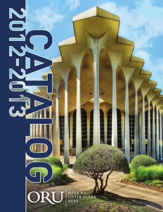 2012 - 2013 Catalog