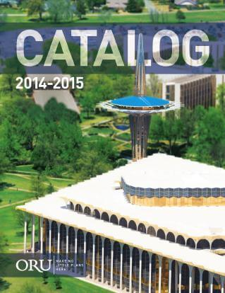 2014 - 2015 Catalog