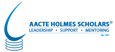 AACTE Holmes Scholars® logo