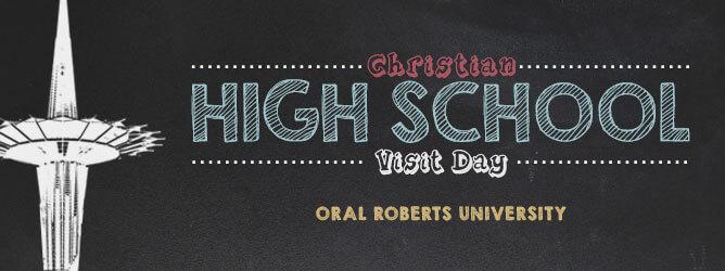 Christian High School Visit Day