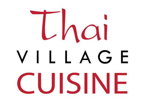 Added Thai village logo