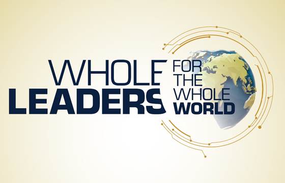 Whole Leaders for the Whole World
