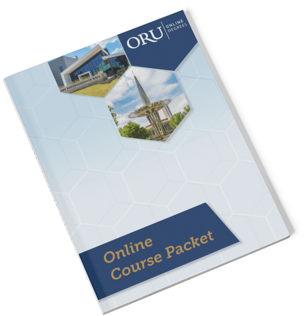 Online Course Packet Cover