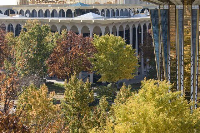 ORU Campus in Fall