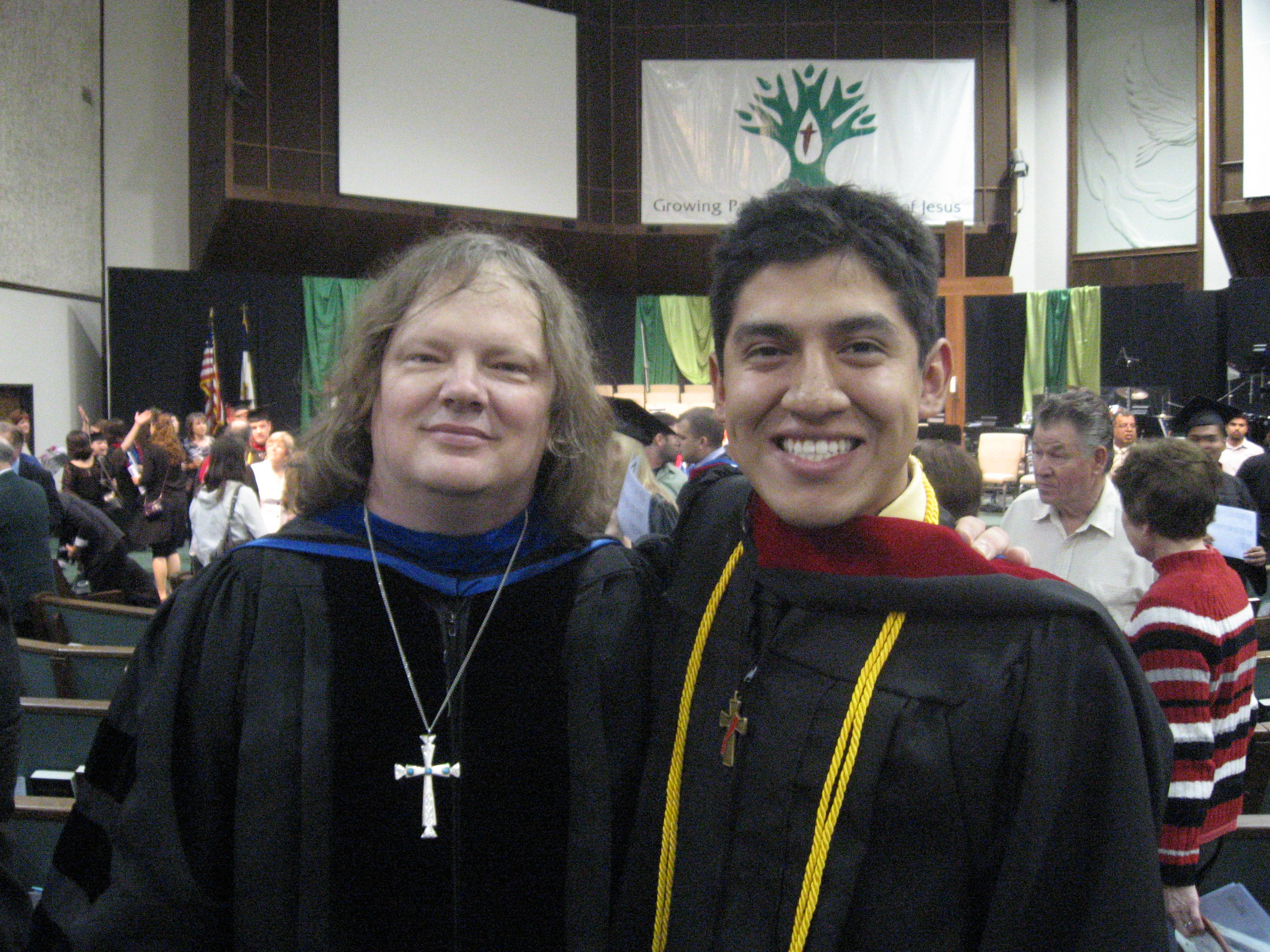Asbury Scholarship Recepient