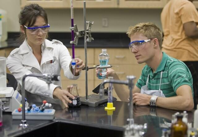 ORU Chemistry Lab
