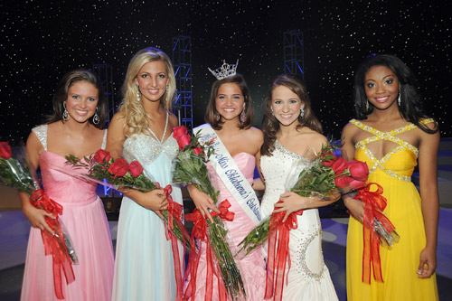 Miss Oklahoma Pageant
