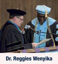 Dr. Reggies Wenyika