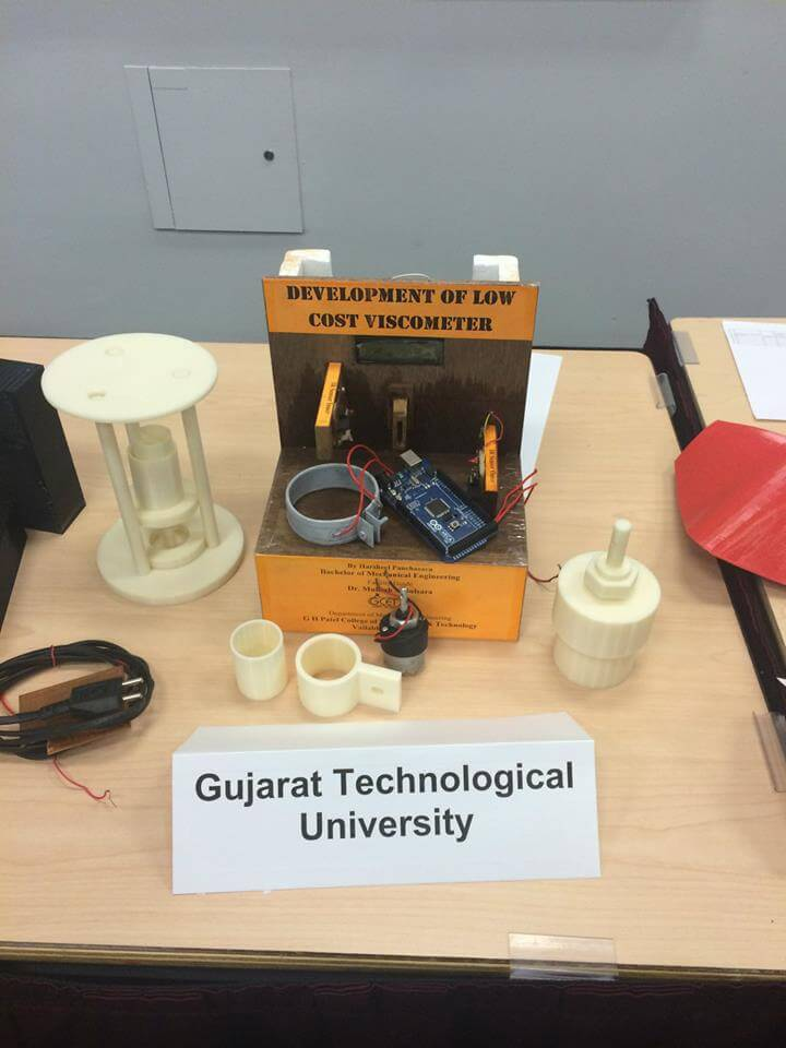 Gujart Technological University