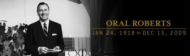 Oral Roberts Home 108
