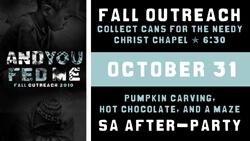Fall Outreach 09